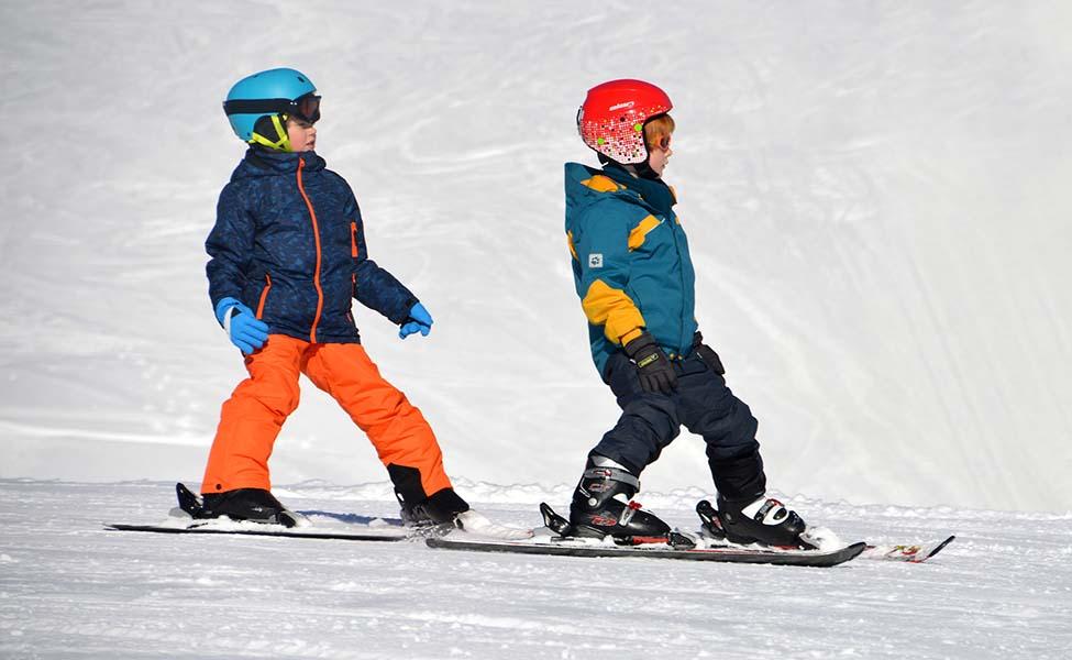 Skijanje na planini