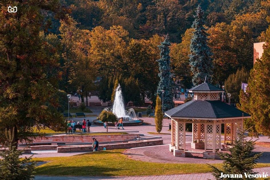 Vrnjački park
