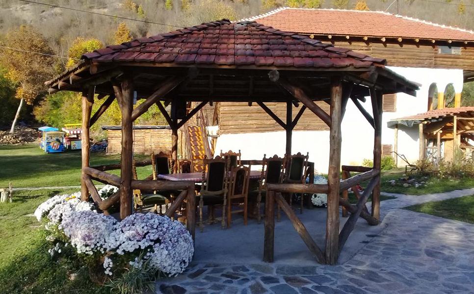 Etno selo Stara planina - smeštaj