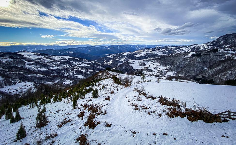skijanje na tari