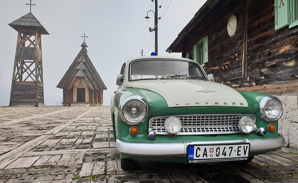 Drvengrad - etno-selo