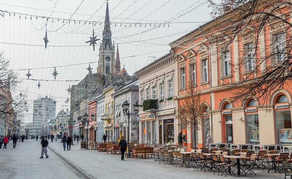 Centar Novi Sad