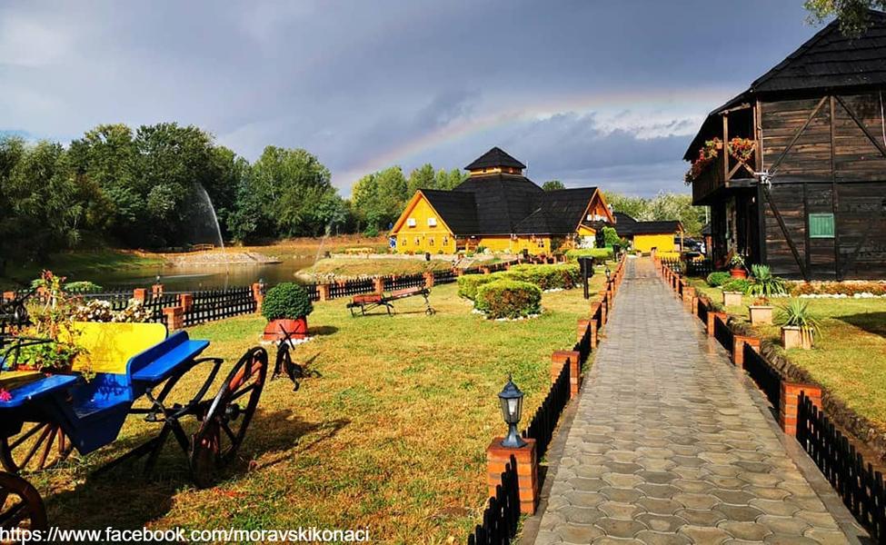 etno-selo Moravski konaci