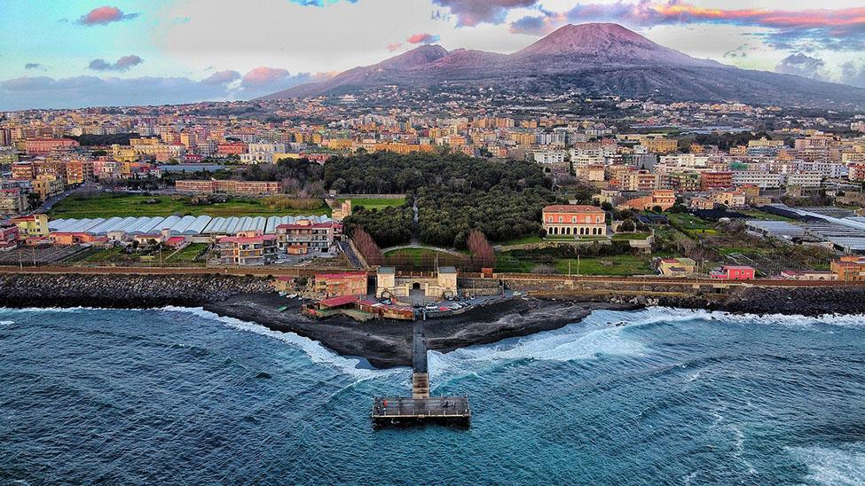 Naples city centre