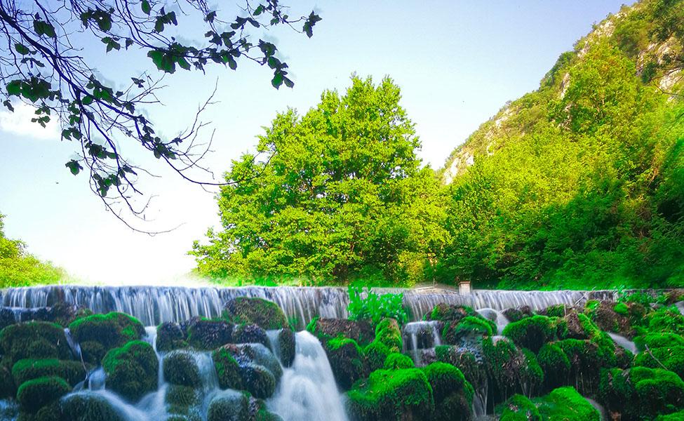 Vodopadi u Sokobanji