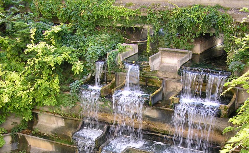 Fontana u Niškoj Banji