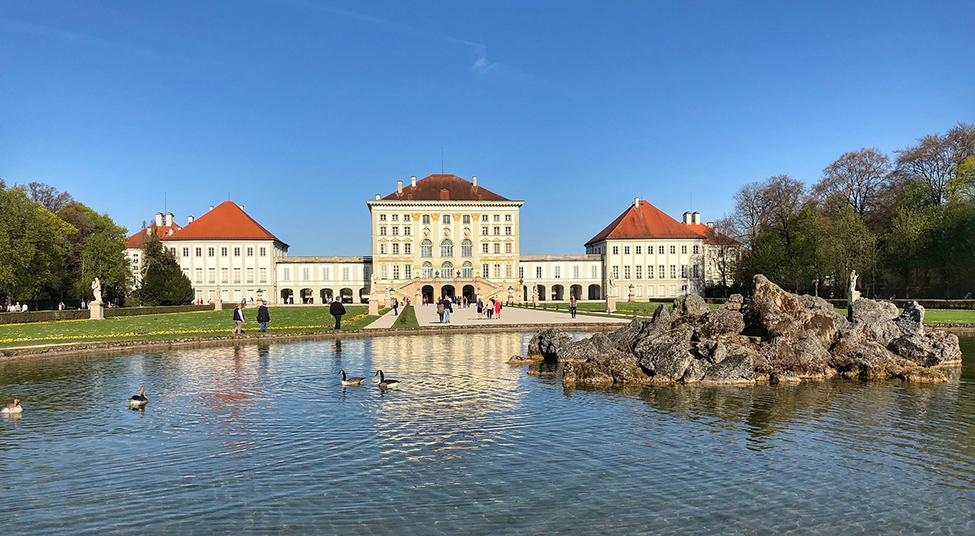 Munich Palace
