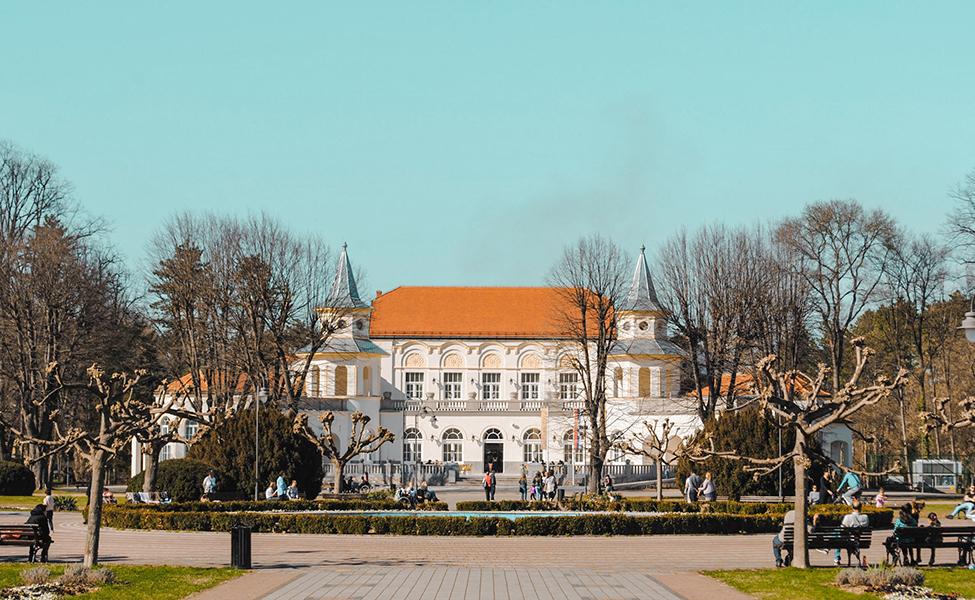 Lečilište u Banji Koviljači