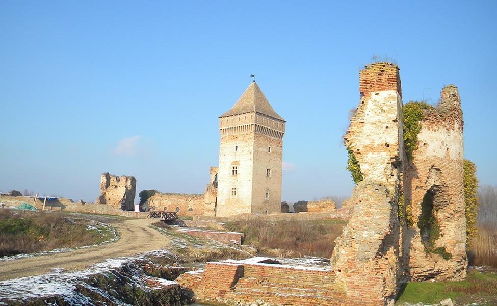 Ostaci srednjovekovnog utvrđenja