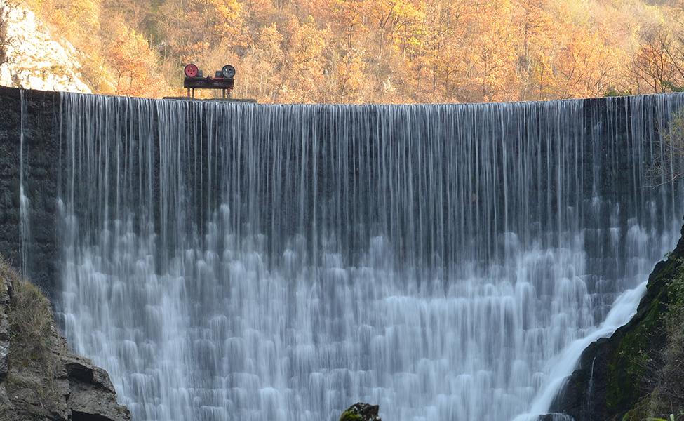 Vodopad u Užicu