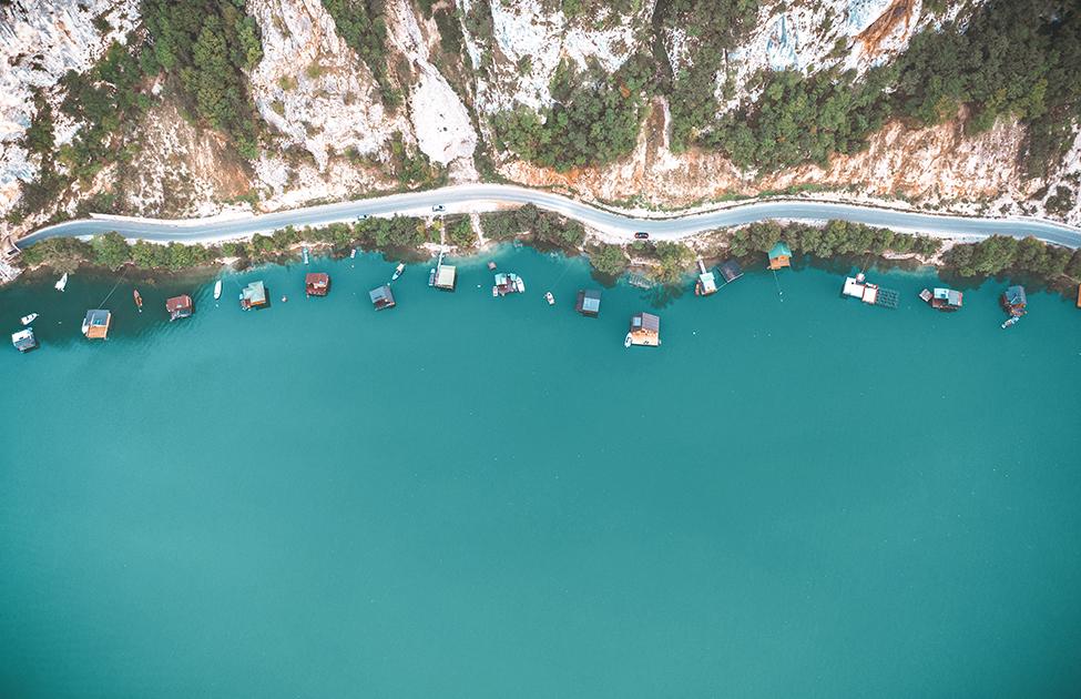Perućaćko jezero