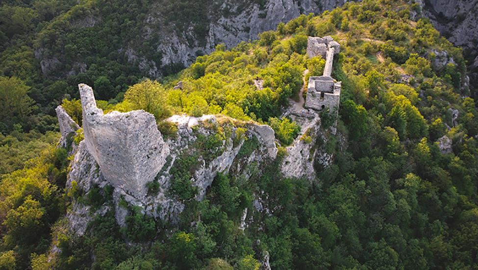 Solotnik srednjovekovno utvrđenje