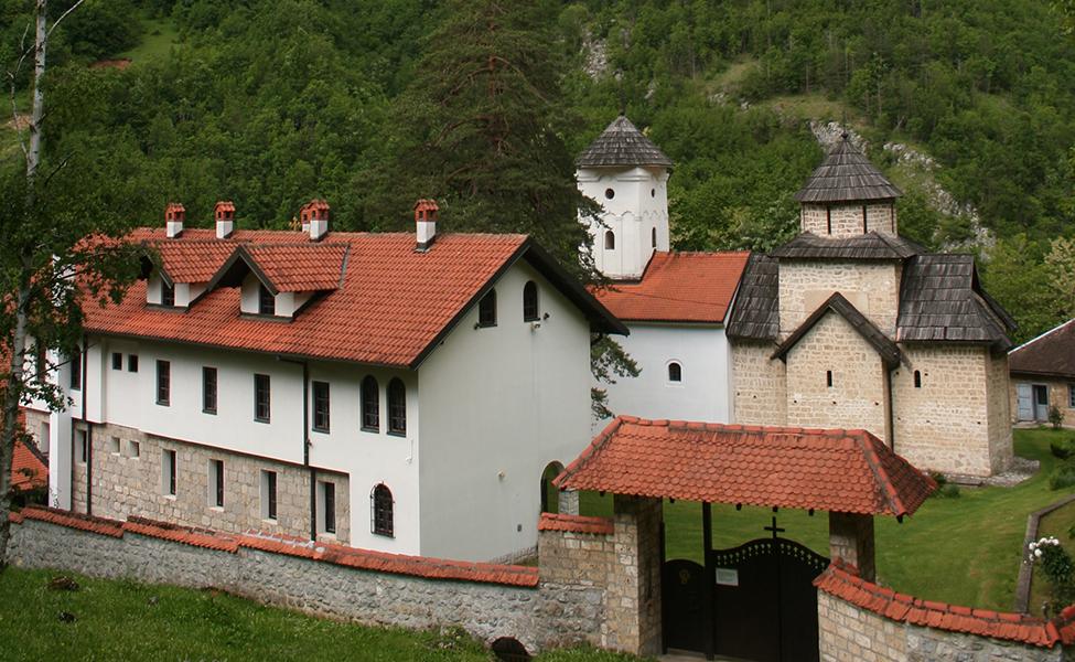 Manastir Pustinja