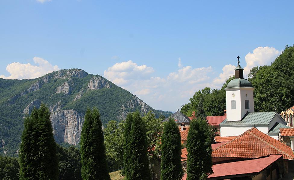 Manastir Sretenje - Ovčar