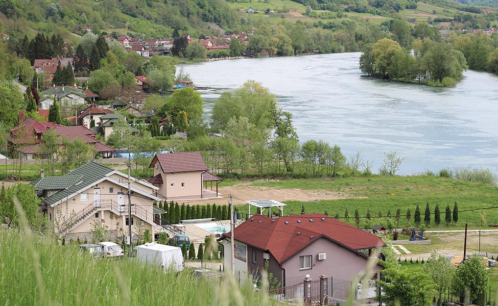 Smeštajni objekti u mestu Velika Reka