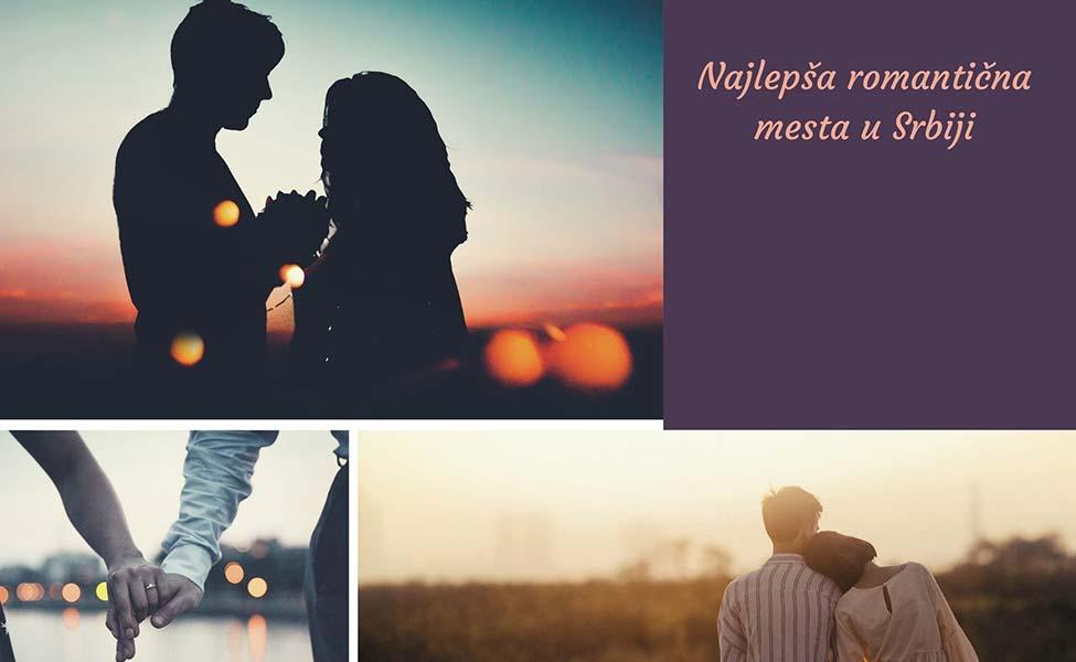 Romantična mesta u Srbiji