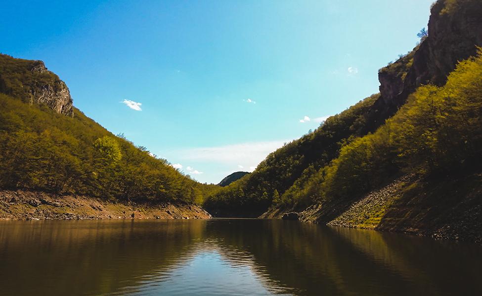 Pogled na lepotu Zlatarskog jezera
