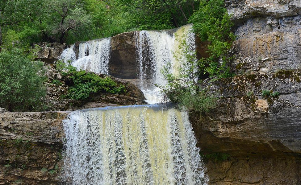 Slapovi reke Miruše