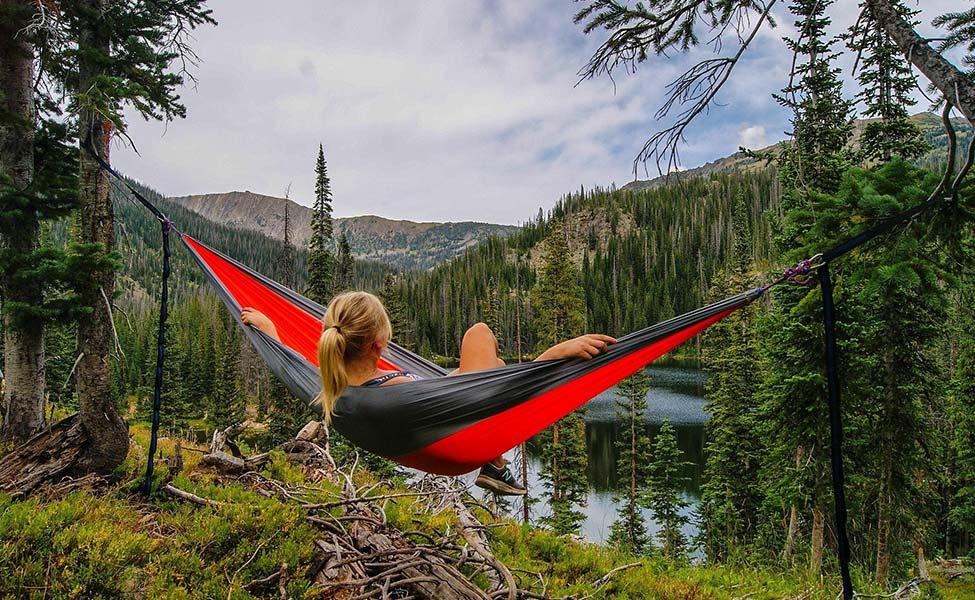 Odmor sa pogledom na planinske lepote