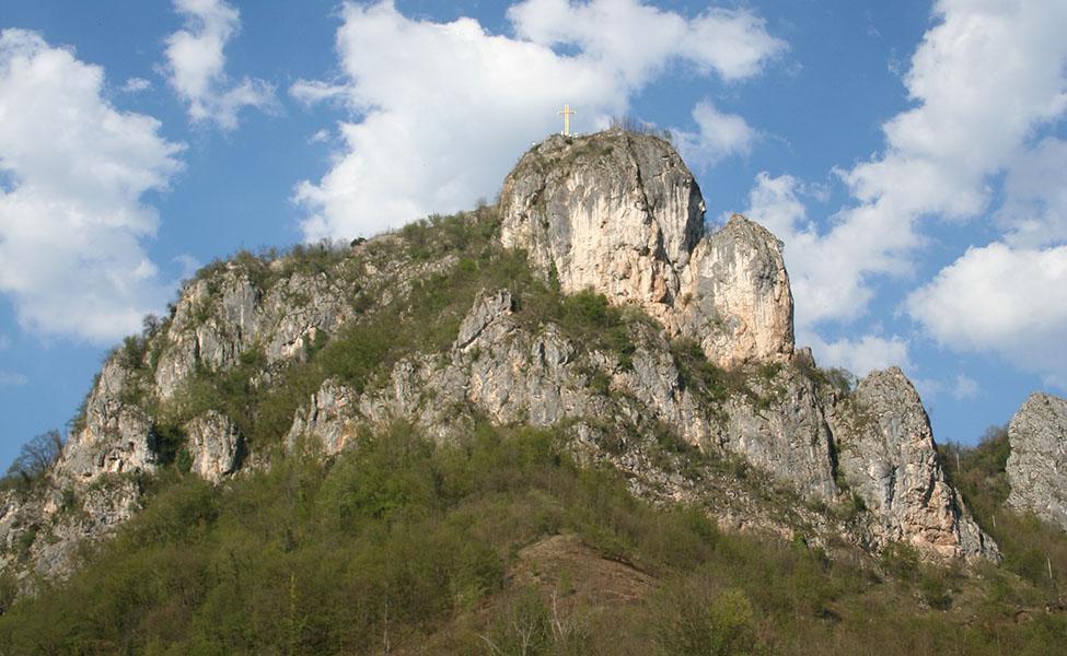 Tvrđava Soko grad u Ljuboviji