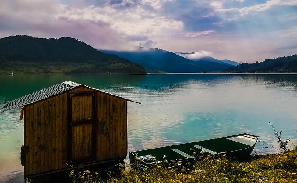 Jezera u Srbiji, Zavojsko jezero na jugu Srbije
