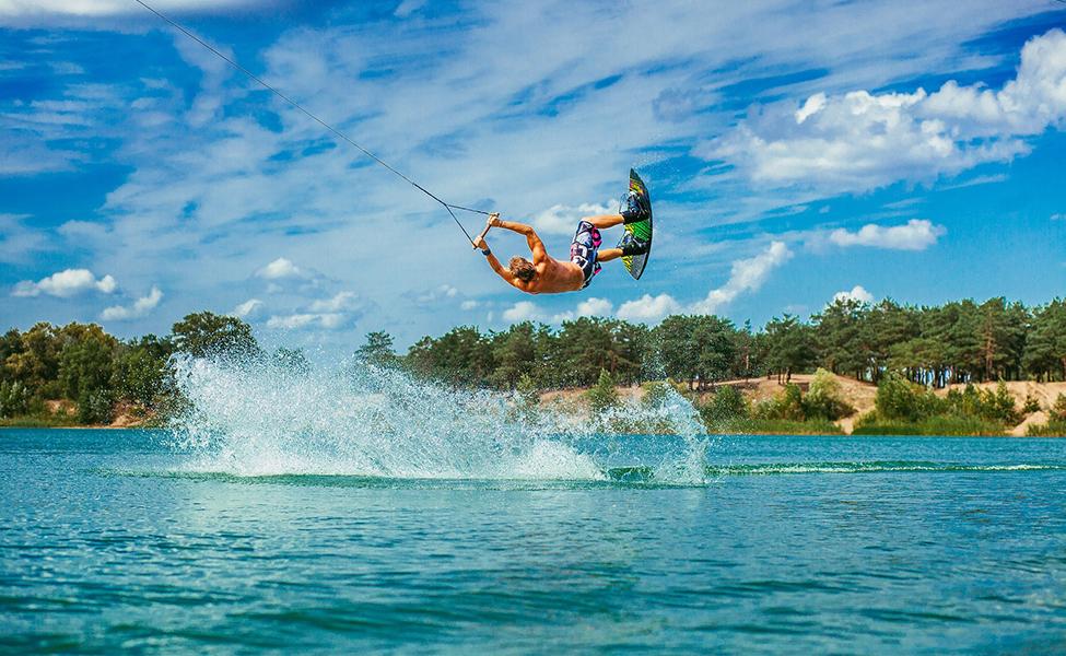 Letovanje u Srbiji- sportske aktivnosti na vodi