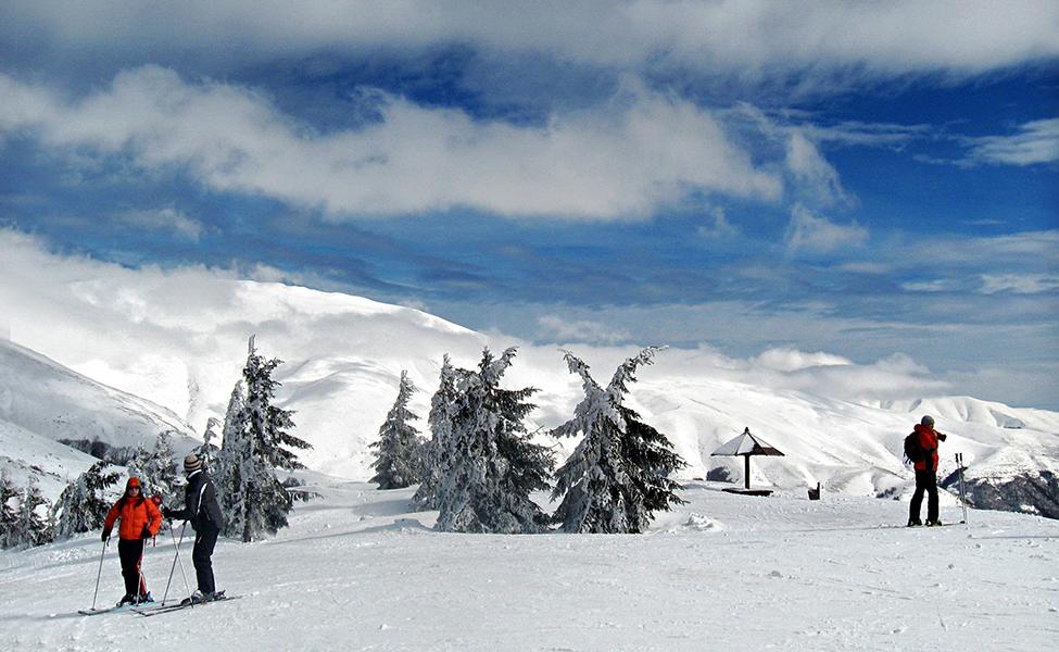 Skijanje na Staroj planini