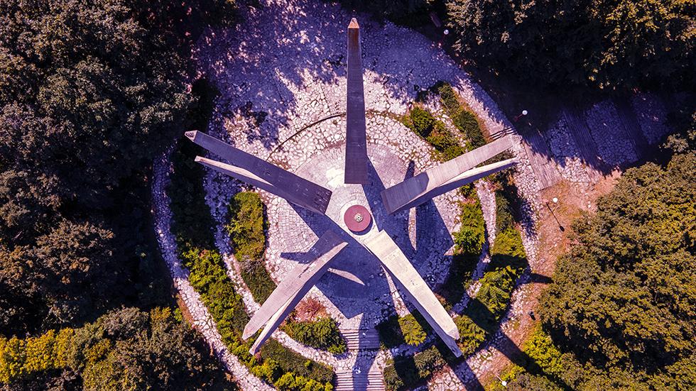 Spomenik na planini Kosmaj