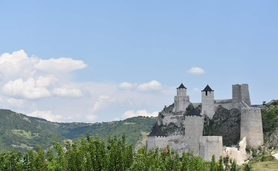 Kule Golubačke tvrđave