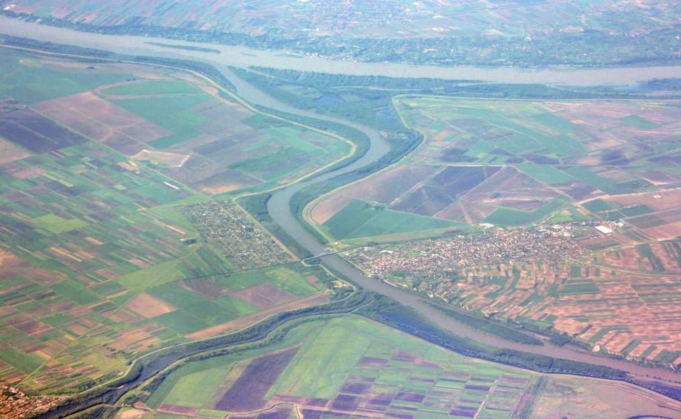 Ušće Tise u Dunav