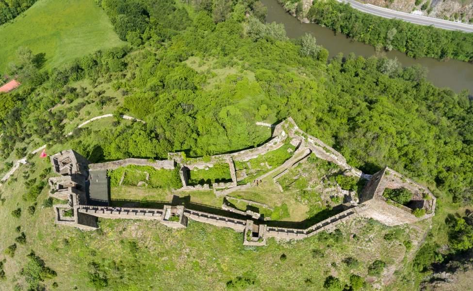 Ruševine tvrđave Maglič
