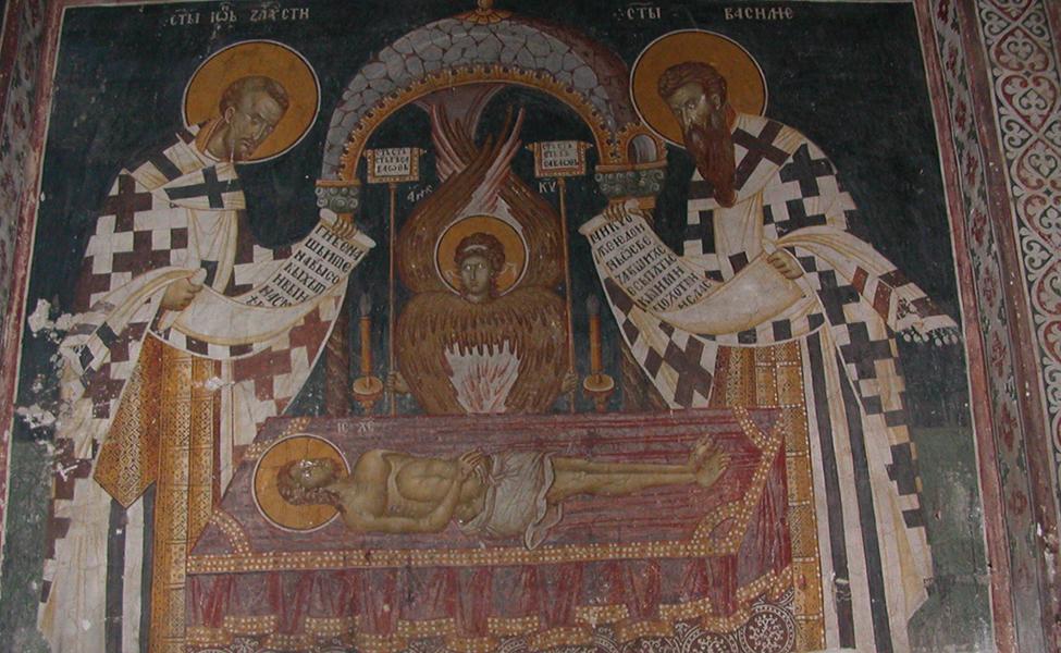 Visoki Dečani - freske