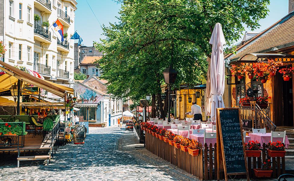 Skadarska ulica u Beogradu