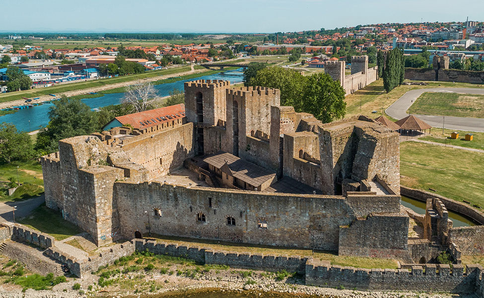 Smederesvka tvrđava u Smederevu