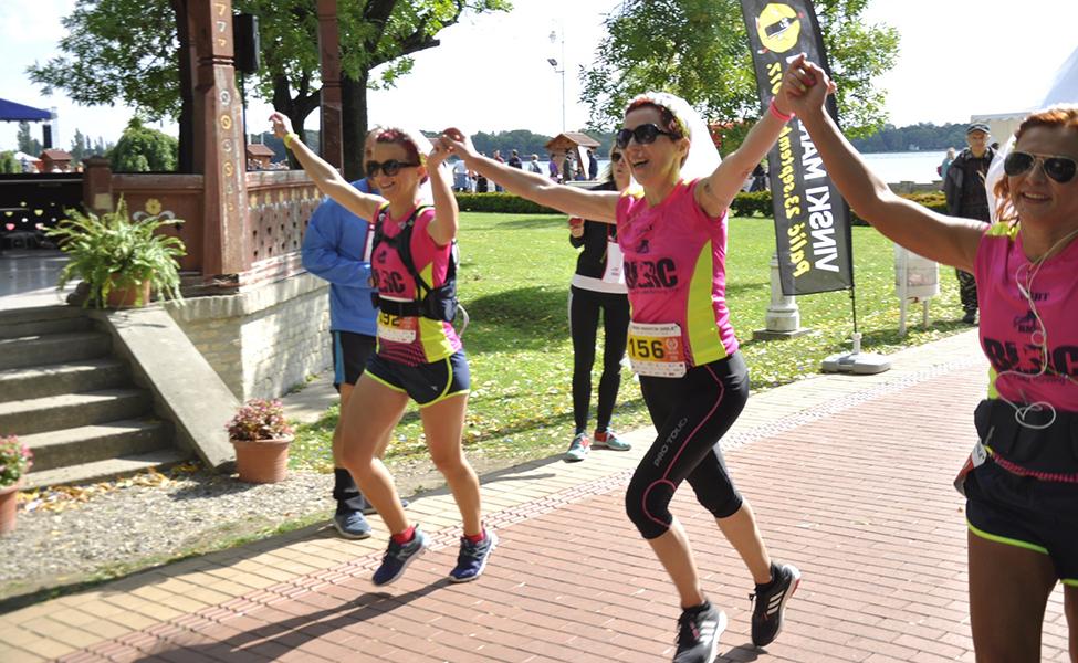 Trka na vinskom maratonu