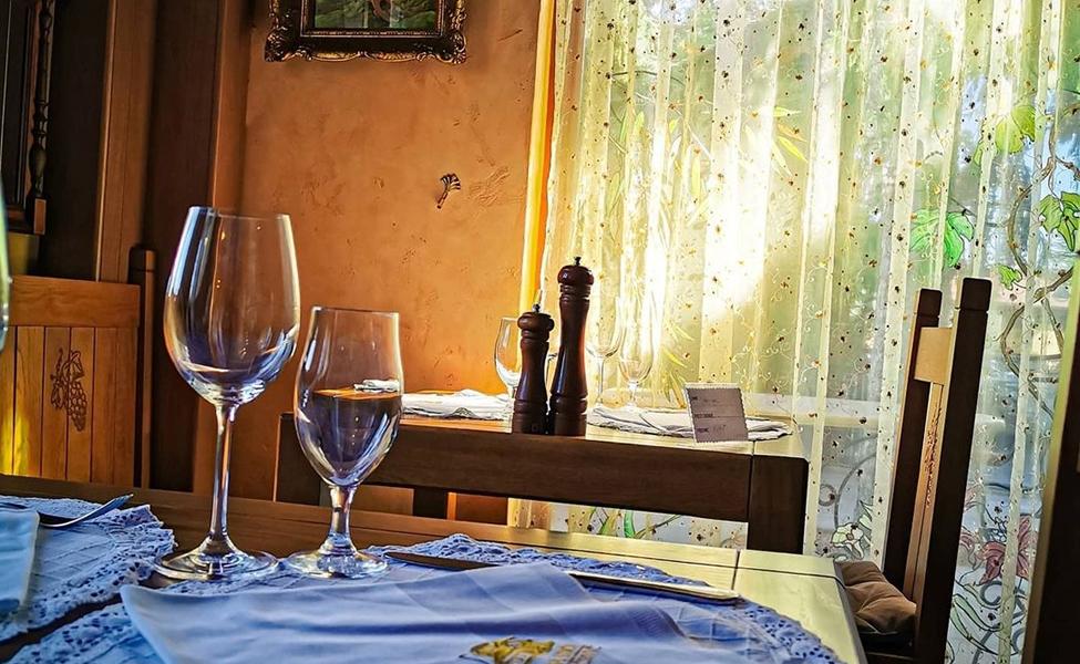 Restoran vinarije Kovačević