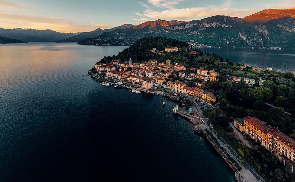 Como Lake in Italy