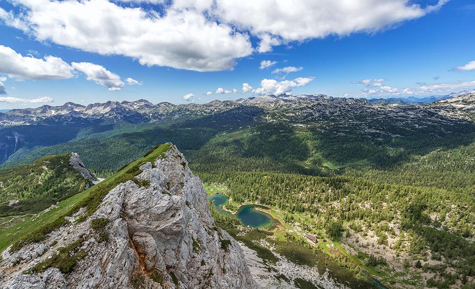 National park Triglav, Slovenia