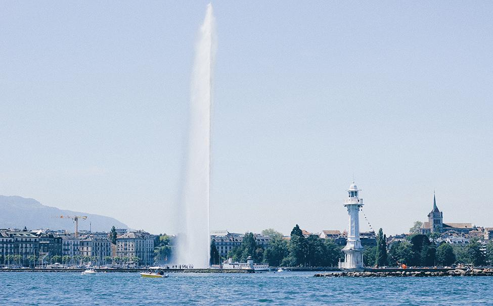 Lake Geneva accommodation
