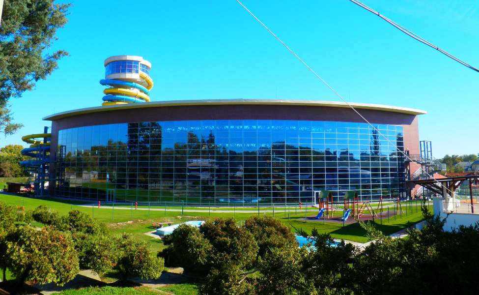 Aquapolis Szeged resort