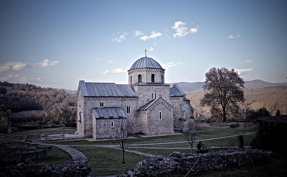 Srpski manastir zadužbina Jelene Anžujske