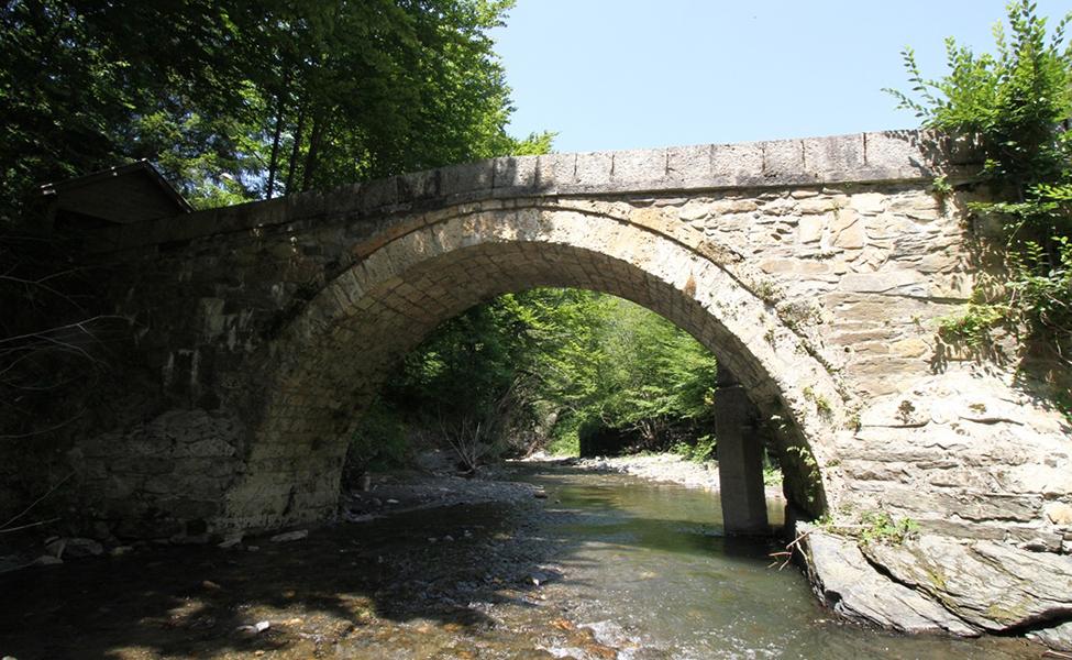 Most na planini