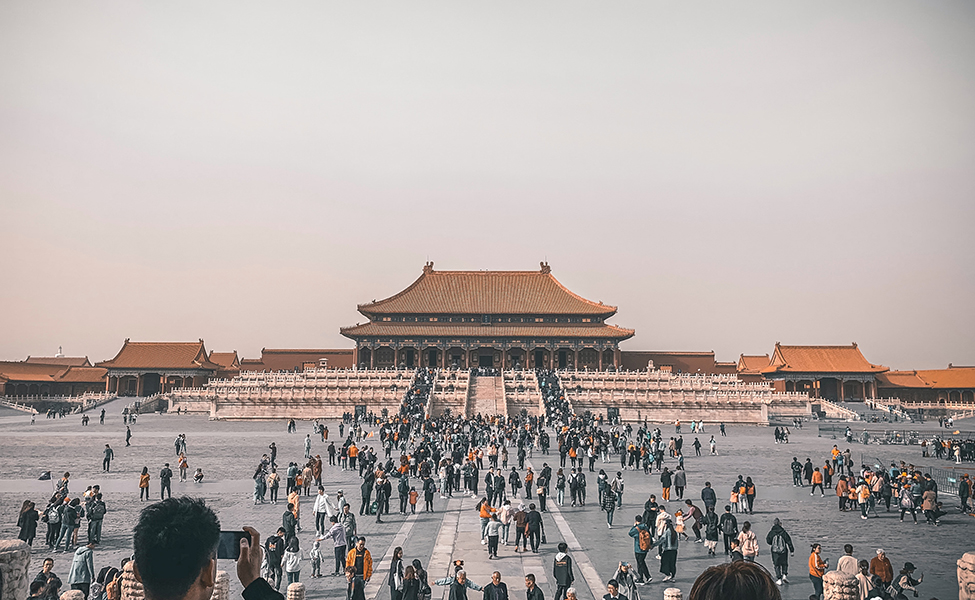 Famous places in China