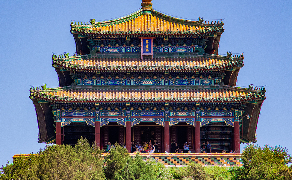 The summer palace