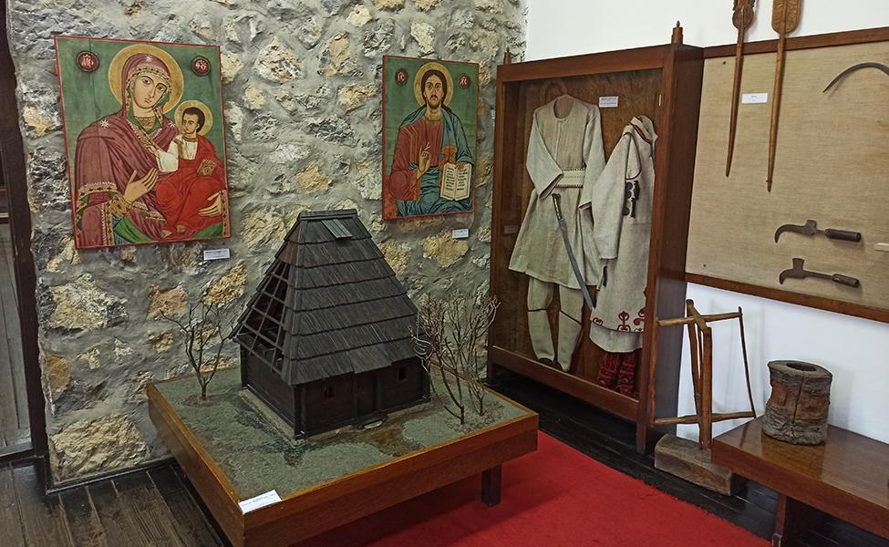 Muzej podignut u čast vožda Karađorđa
