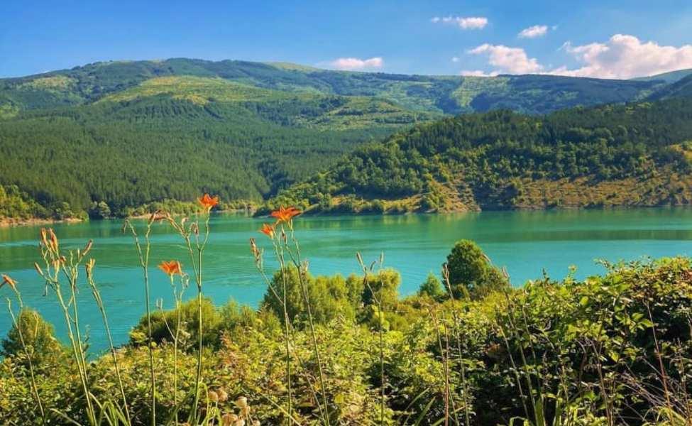 Prirodne lepote Srbije - jezero