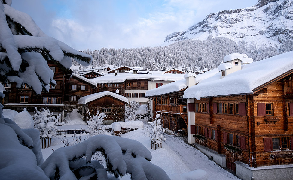 Accommodation on the French Alps