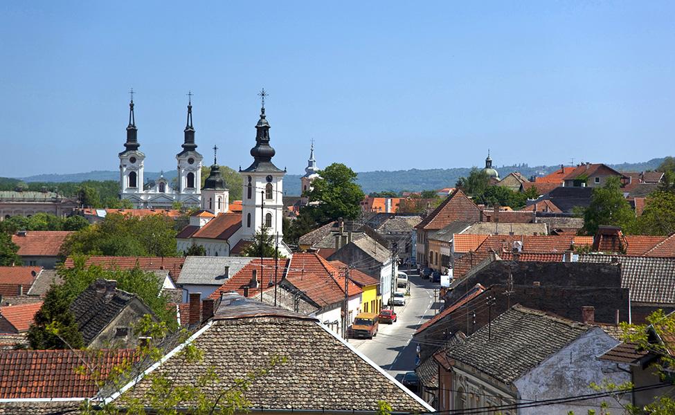 Centar Sremskih Karlovaca