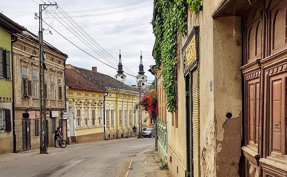 Ulice Sremskih Karlovaca