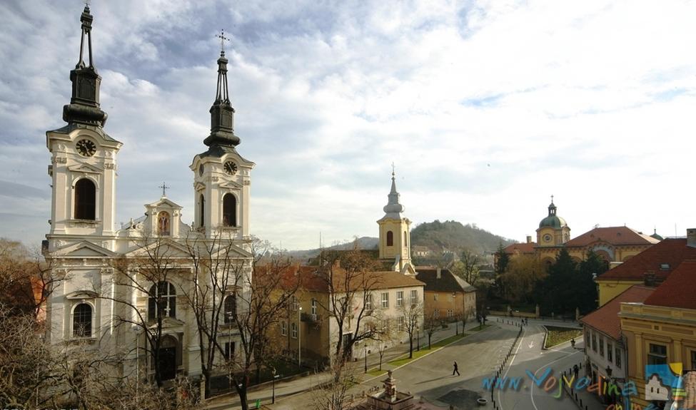 Saborna crkva Svetog Nikole u Sremskim Karlovcima